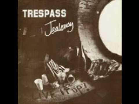 Trespass - Live It Up online metal music video by TRESPASS