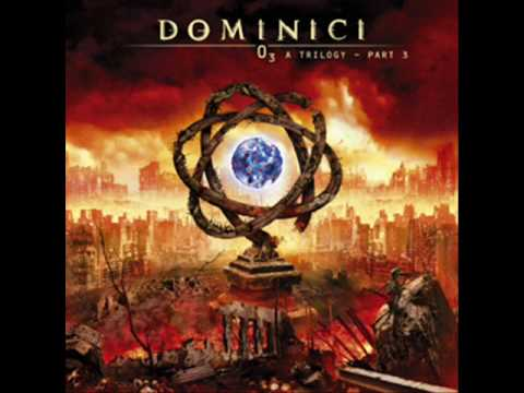 Dominici - The Monster online metal music video by DOMINICI