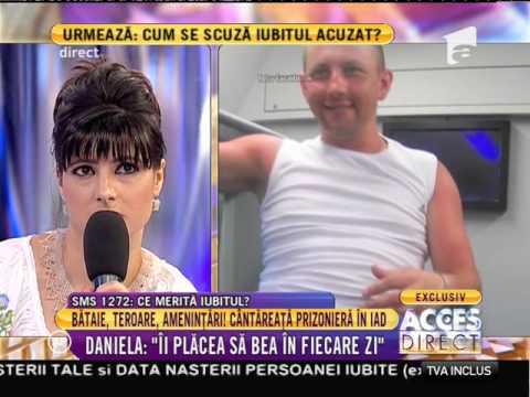 """Daniela Ciocan: """"M-a tuns cu un cuțit!"""""""