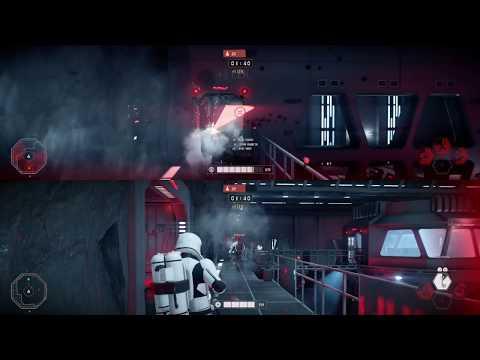 STAR WARS Battlefront II - Аркада: Совместная Игра: Сценарии Битв - Тёмная Сторона (все битвы)