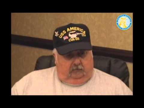 USNM Interview of Donald Richardson Part Four the last mission of the USS America CVA 66
