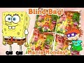 90s CARTOONS Blind Bag Opening! Spongebob, Rugrats & More!