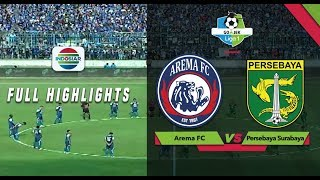 Download Video Arema FC (1) vs (0) Persebaya Surabaya - Full Highlights | Go-Jek Liga 1 Bersama Bukalapak MP3 3GP MP4