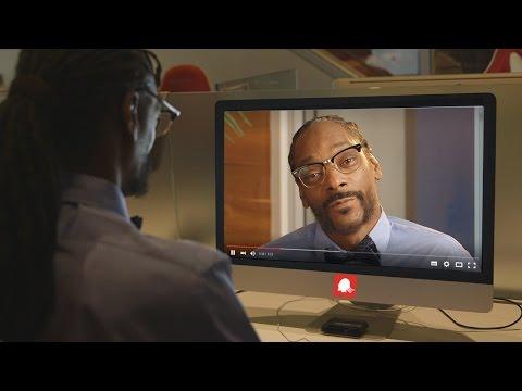 Snoopavision video