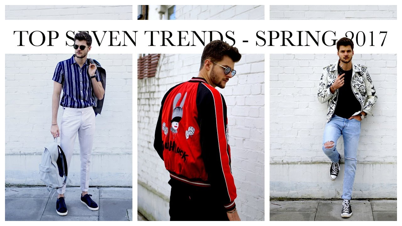 TOP SEVEN TRENDS | SPRING 2017