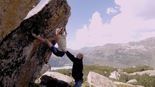 DabRats Bouldering in Silvretta pt2 by Bouldering DabRats