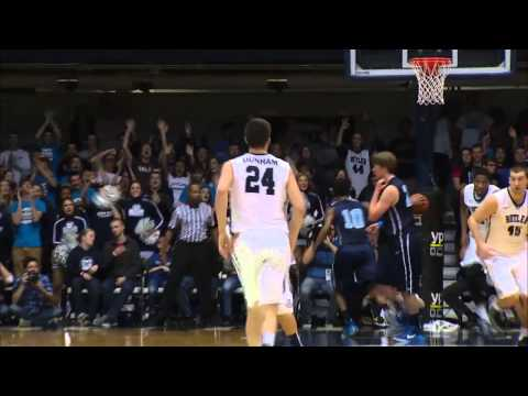 Men's Basketball Highlights vs. Maine