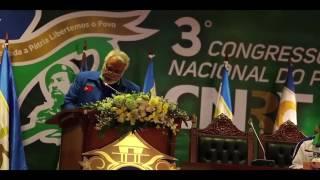 Video Prezidente Partido CNRT. Kay Rala Xanana Gusmao diskurso iha 3.Congresso Partido CNRT iha DCC MP3, 3GP, MP4, WEBM, AVI, FLV Oktober 2017