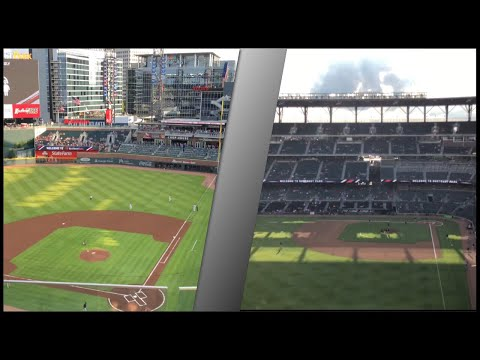 Awesome Atlanta Braves Game! (Vlog #106)