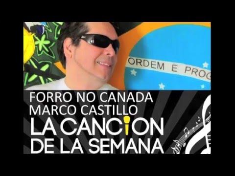 Marco Castillo con