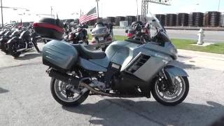 8. 006116 - 2008 Kawasaki Concours 14 - Used motorcycles for sale