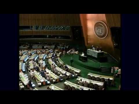 История ООН — летопись мира