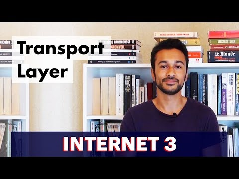 Internet 3 : Transport Layer