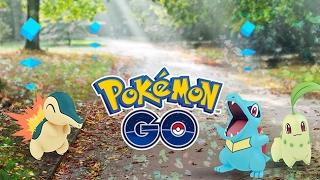 #DouglasEmSP Segunda Geração Pokémon GO no Ibirapuera! by Pokémon GO Gameplay