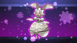 UK: Add the Power of Magearna to your Pokémon Sun or Pokémon Moon Game! by The Official Pokémon Channel