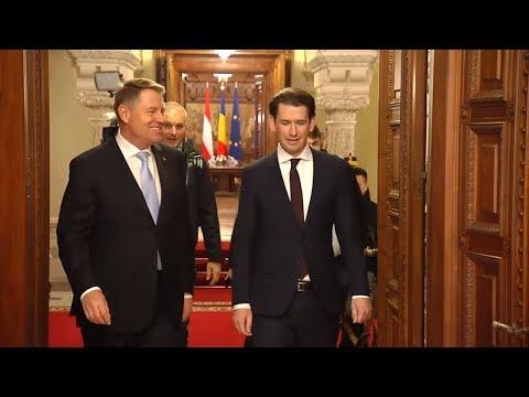 EU: Rumänien übernimmt nach Österreich Ratspräsidents ...