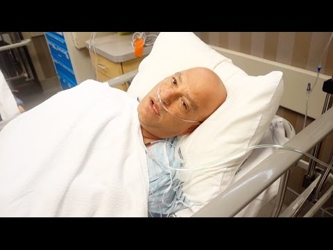 Howie Mandel Coming Out Of Surgery!