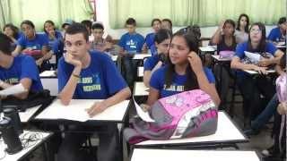 VÍDEO: Escolas se preparam para aplicar o programa Reinventando o Ensino Médio