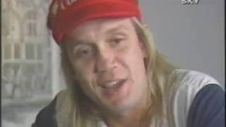 Iron Maiden 1986 Interview / Documentary (55 of 100+ Interview Series)