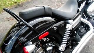 10. 2010 Harley Davidson FXDWG Dyna Wide Glide For Sale at East 11 Motorcycle Exchange LLC.