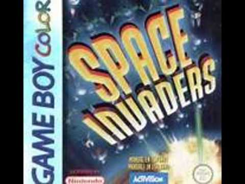 space invaders game boy advance rom