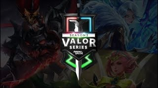 Valor Series 2! Os times chegaram ao Brasil! Arena Of Valor by Pokémon GO Gameplay