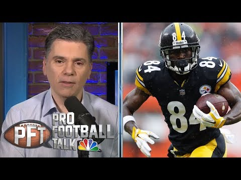 Video: Antonio Brown: Risk outweighs reward with domestic issue, behavior | Pro Football Talk | NBC Sports