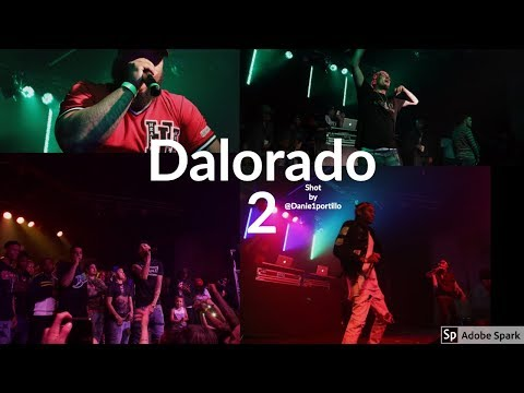 Dalorado 2 Ft: Lil2z , SkinnyFromThe9 , Throwedese , ETC | Live At The Door |