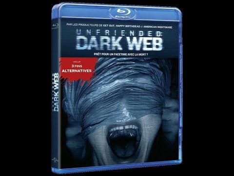 ciné passion blu ray dvd unfriended dark web chronique
