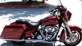 8. 2009 Harley-Davidson Street Glide For Sale.