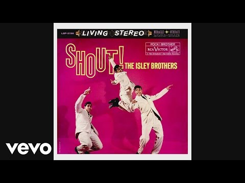 The Isley Brothers - Shout, Pts. 1 & 2 (Audio) (видео)