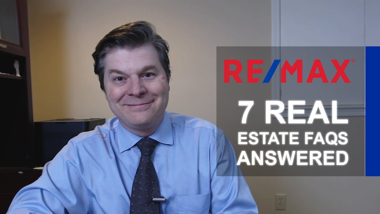 "My ""Magnificent Seven"": 7 Frequently Asked Questions About Real Estate"