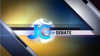 Programa JC Debate, exibido pela TV CULTURA