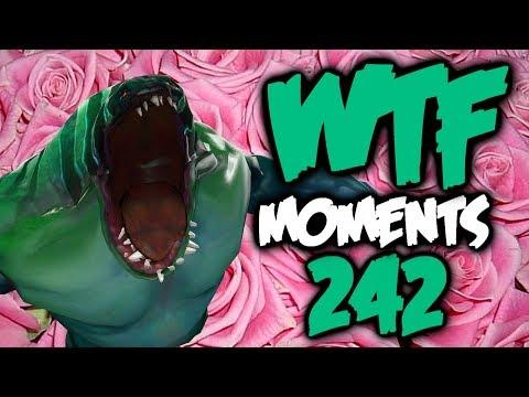 Dota 2 WTF Moments 242 (видео)