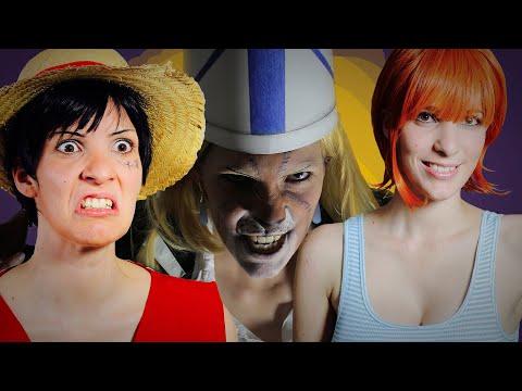 海賊王音樂cosplay,這樣的娜美喜歡嗎?