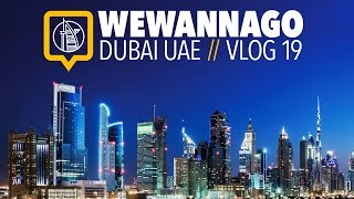 "SUBSCRIBE TO WEWANNAGO TV: http://bit.ly/1FxiVp2 INSTAGRAM: https://www.instagram.com/wewannago.tv/TWITTER: https://twitter.com/chris_welzel(CC) Coming soonWe Wanna Go around the world! In vlog #19, we start our adventure in Dubai, United Arab Emirates. Dubai is expensive and there's no way around this. We decided to splurge and spend some money to see the best of Dubai's tourist attractions. First, we took the Dubai Metro directly from the airport to our hotel. The Dubai metro is easy, affordable, easy and safe. We stayed at a ""budget"" hotel that we could actually afford. The Four Points by Sheraton on Sheikh Zayed Road (Sheikh Saeed) cost $149 USD at the time. It's located close to a metro stop, central and offers a rooftop pool and has a restaurant with alcohol (beer, wine and spirits). After settling in, we decided on our itinerary for day one of this adventure. We visited the Dubai Mall which is home to the Dubai Aquarium and Underwater Zoo.We had a good time but you should watch the video and see for yourself. We tried to focus on commonly asked questions like ""how much does it cost to stay in Dubai?"" and ""What should I do in Dubai?"". We hope the next 3 or 4 vlogs answers your questions.Thanks for watching WeWannaGo TV,Christiaan & Kseniya Welzelhttp://www.wewannago.tvFilmed with a GoPro Hero 4 Black, Feiyu G4 gimbal and Sony RX10 II in 4K UHD and 2.7K"