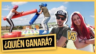 Video Makiman Vs Patty Dragona ¡PRUEBAS ÉPICAS! - ROOMMATE WARS MP3, 3GP, MP4, WEBM, AVI, FLV Agustus 2018