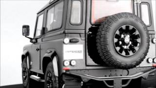 Kyosho Land Rover Defender 90 Autobiography
