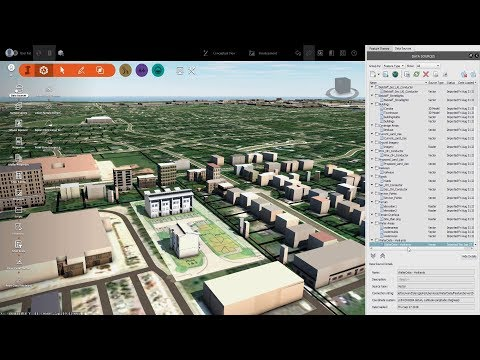 Import GIS content into Autodesk InfraWorks