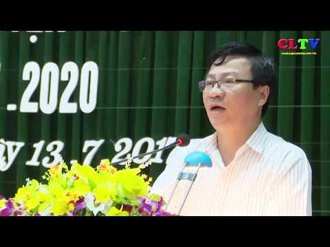 Hội nghị BCH Đảng bộ huyện Cam Lộ lần thứ 11, khóa XV