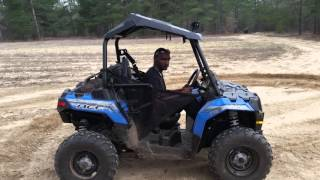 3. 2015 Polaris Sportsman ACE 570