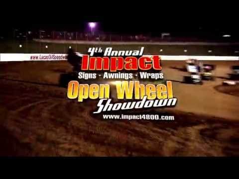4th Annual Impact Signs, Awnings & Wraps Open Wheel Showdown