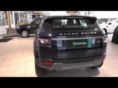 Land Rover Range Rover Evoque 5 Door Diesel 2013MY 2.2 SD4 Pure Auto U8941