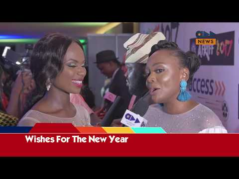 Accelerate News- What Naija Celebrities Truly Wish For The New Year