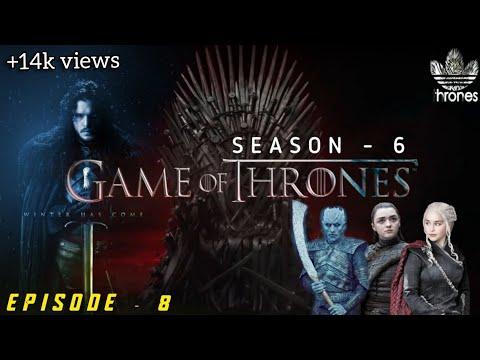game of thrones Season - 6 Episode - 8 | Explained in Tamil | தமிழ் விளக்கம் |