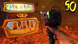 """TOWN"" ROUND 50 CHALLENGE! (Call of Duty Black Ops 2 Zombies)"