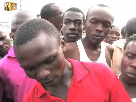 All 30 Workers Trapped In A Shopping Mall In Kisumu Rescued