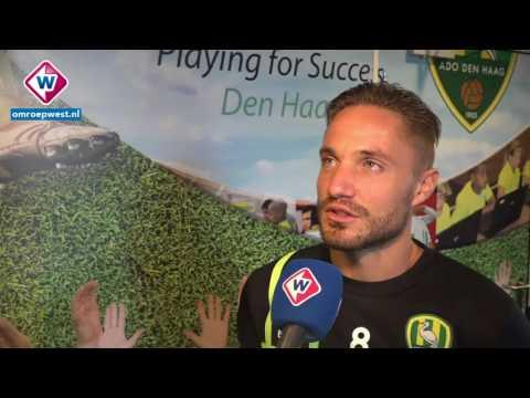 Aaron Meijers over ADO Den Haag - FC Utrecht