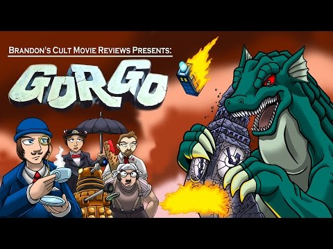 Brandon's Cult Movie Reviews: Gorgo