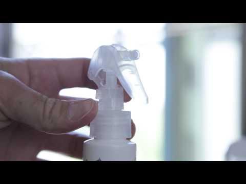 USA - EnduroShield  - How to unlock sprayer bottle